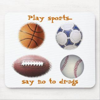 Deportes Mousepad