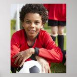 Deportes, niños, fútbol 2 poster