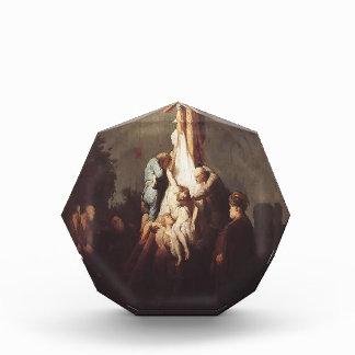 Deposición de Rembrandt de la cruz