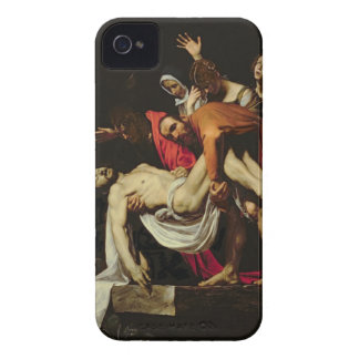 Deposition, 1602-4 (oil on canvas) iPhone 4 Case-Mate case