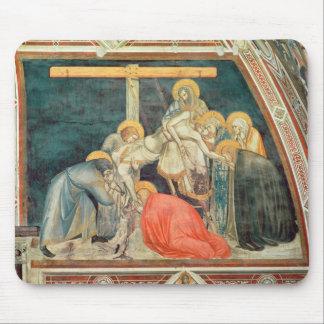 Deposition, c.1320 (fresco) mouse pad