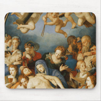 Deposition from the Cross, 1543-45 Mouse Pad