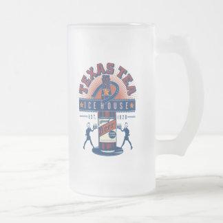 Depósito de hielo de TexasTea Tazas De Café