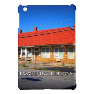 DEPÓSITO - Hawkinsville, Georgia iPad Mini Cárcasas