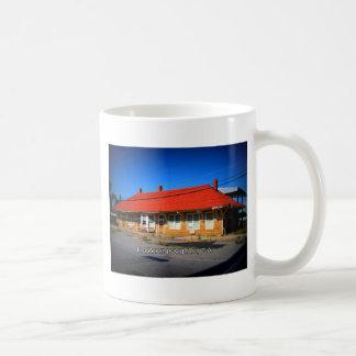 DEPÓSITO - Hawkinsville, Georgia Taza De Café
