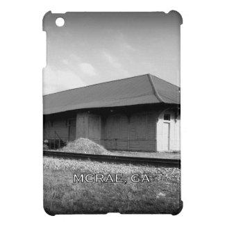 DEPÓSITO - McRae, Georgia iPad Mini Fundas