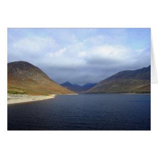Depósito silencioso del valle - Irlanda del Norte Tarjetas