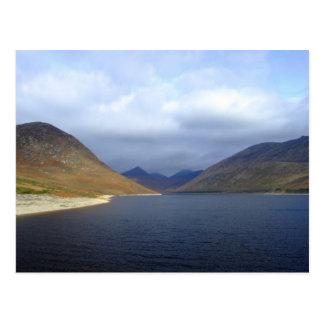 Depósito silencioso del valle - Irlanda del Norte Tarjeta Postal