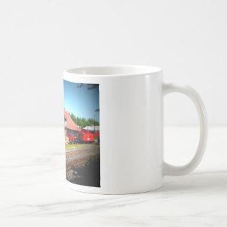 DEPOT - Cornelia, Georgia Coffee Mug