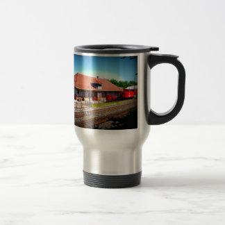 DEPOT - Cornelia, Georgia Travel Mug