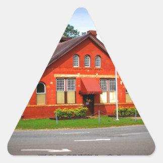 DEPOT - Forsyth, Georgia Triangle Sticker