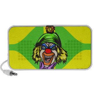 Depraved Evil Clown iPod Speaker