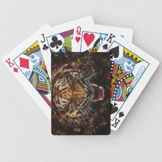 Depredador del tigre animales