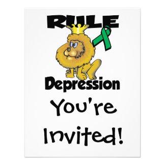Depresión de la regla