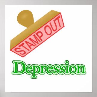 Depresión Poster