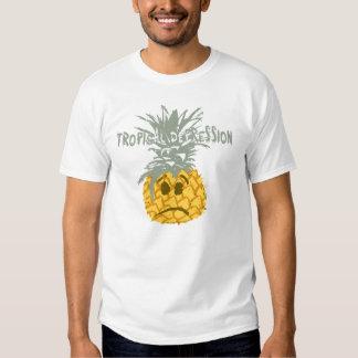 Depresión tropical remeras