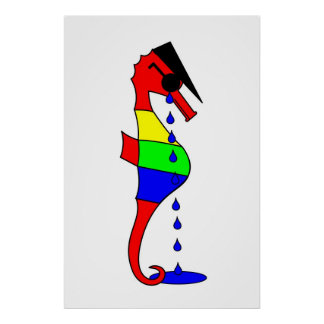 Depressed Hippocampus Print