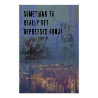 Depressed Poster