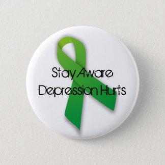 Depression Awareness Button