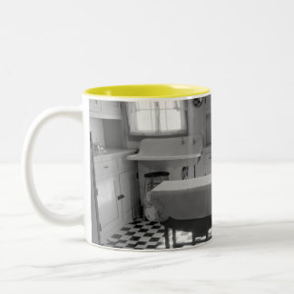 Depression-Era Farm Kitchen Mug