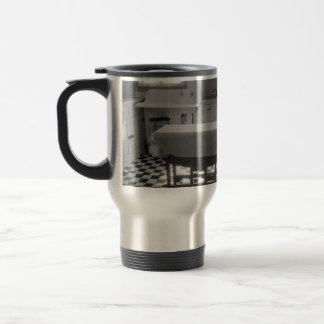 Depression-Era Farm Kitchen Travel Mug