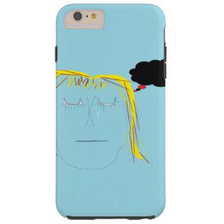 Depression - Original Art Tough iPhone 6 Plus Case