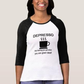 Depresso T-shirts