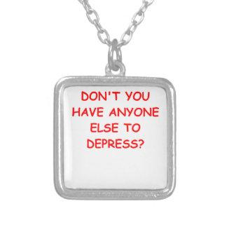 deprimido pendiente