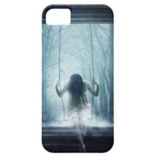deprimido iPhone 5 carcasa