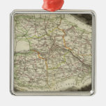 Dept About Hand and Dormouse Christmas Tree Ornament