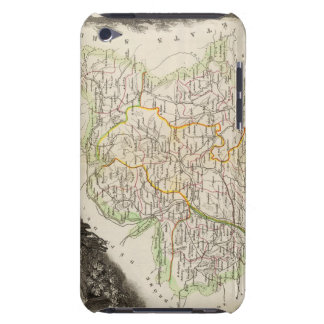 Dept About Low Alps iPod Touch Cover