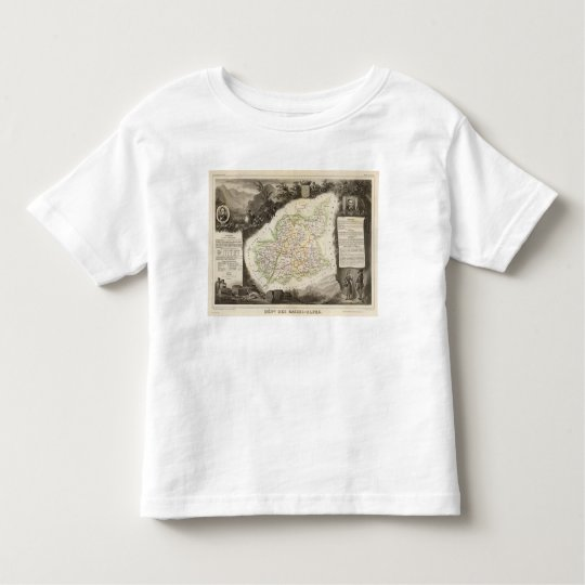 Dept About Low Alps Toddler T-shirt