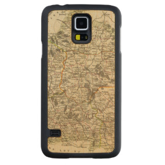 Dept Any Dordeogne Carved Maple Galaxy S5 Slim Case