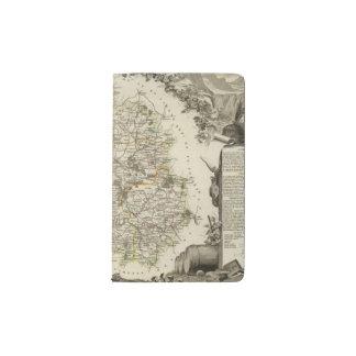 Dept Any Dordeogne Pocket Moleskine Notebook