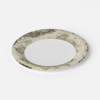 Dept Any Dordeogne 7 Inch Paper Plate