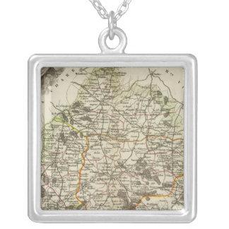 Dept Any Dordeogne Square Pendant Necklace