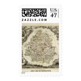 Dept Any Dordeogne Stamp