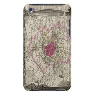 Dept. De La Seine iPod Case-Mate Cases
