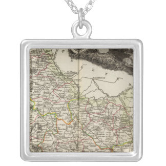 Dept. of Dover Silver Plated Necklace