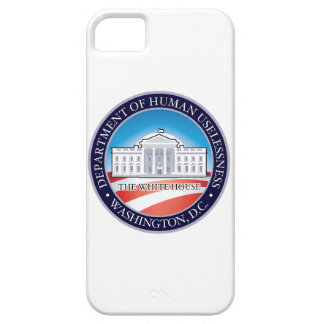 DEPT OF HUMAN USELESSNESS iPhone 5 CASE