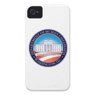 DEPT OF HUMAN USELESSNESS Case-Mate iPhone 4 CASES
