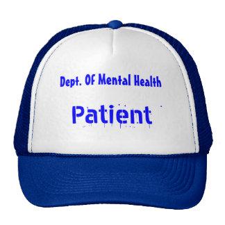 Dept. Of Mental Health, Patient Trucker Hat