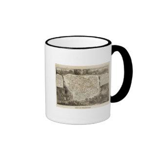 Dept. of Morbihan Mugs