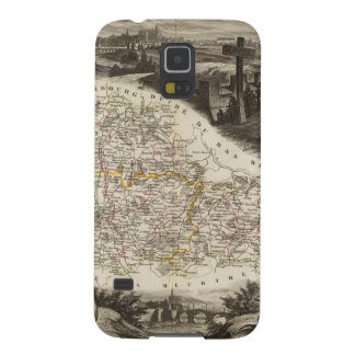 Dept. of Moselle Galaxy S5 Case