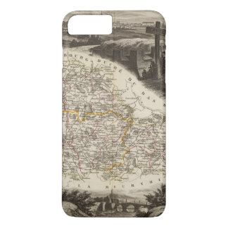 Dept. of Moselle iPhone 7 Plus Case