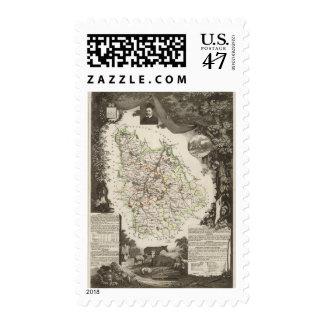 Dept Of Vienna Postage