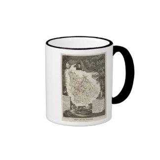 Dept Of Vienna Ringer Mug