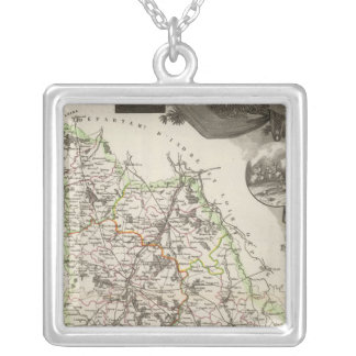 Dept Of Vienna Silver Plated Necklace