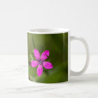 Deptford Pink Wildflower Floral Mug Cup