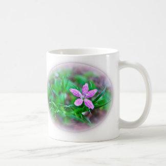 Deptford Pink Wildflower Coffee Mugs